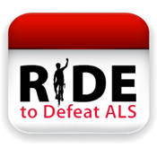 Ride to Defeat button 2014