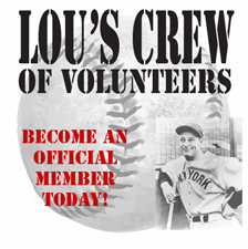 Lou's Crew of Volunteers