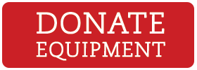 Donate Equipment button
