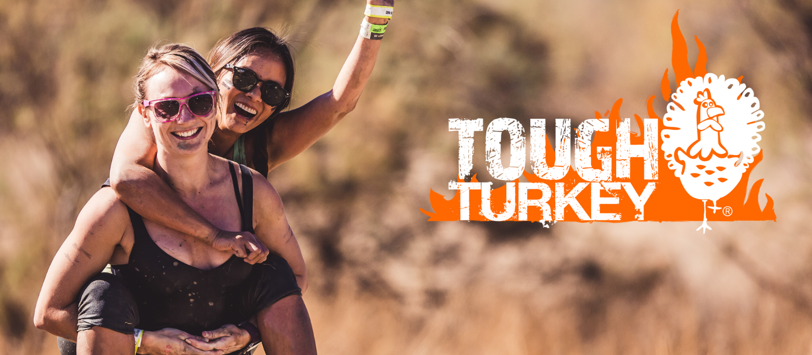 Introducing Tough Turkey, a new way to get moving and give b