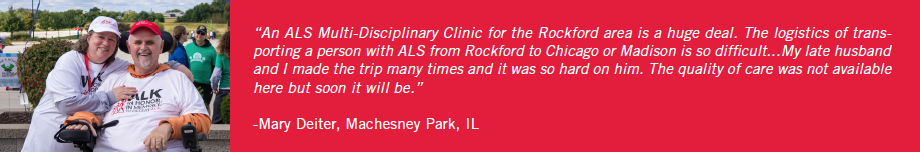 Rockford Clinic quote