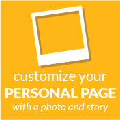 Customize your Personal Page